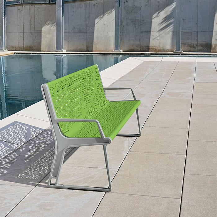 Airi Leaf bench3