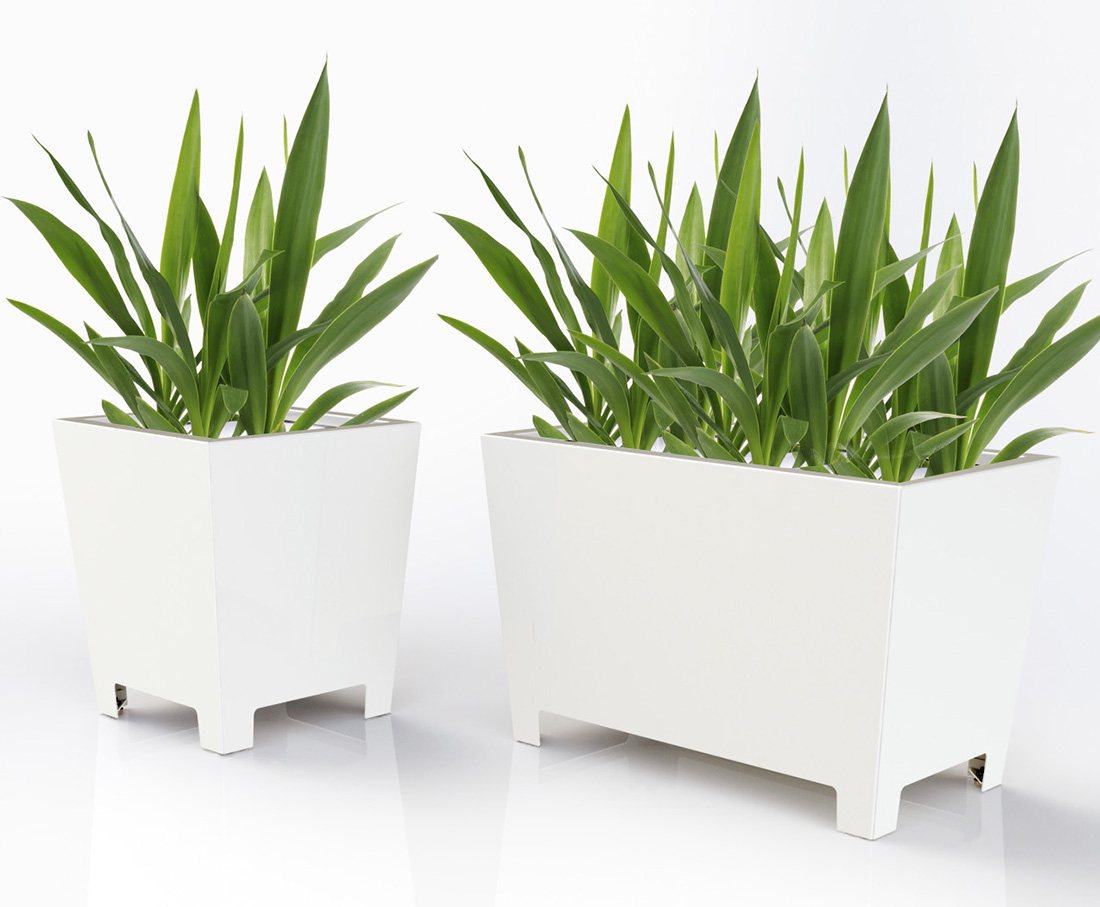 Planter Designs by Iconic Revolution Furniture Design