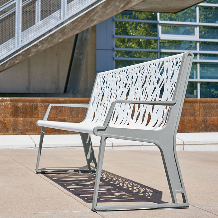 Site Furniture Deign by Iconic Revolution